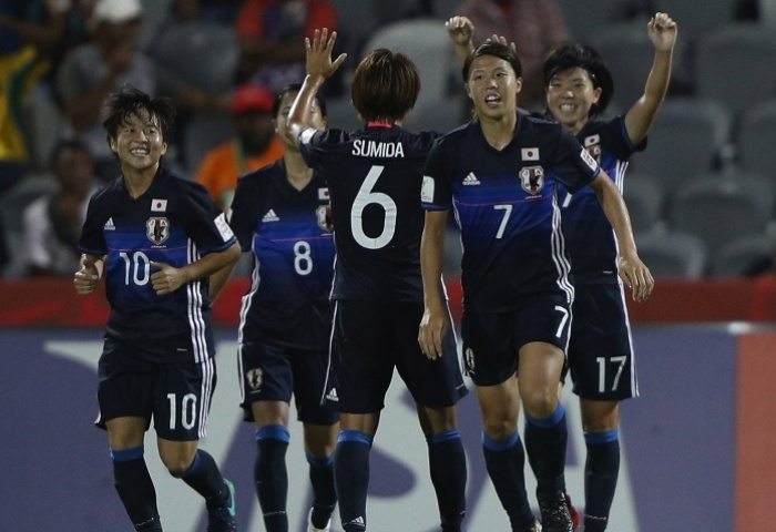 Japan beat Brazil to reach FIFA U-20 Womens World Cup semis