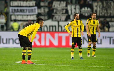 Eintracht 2_1 BVB auba goal