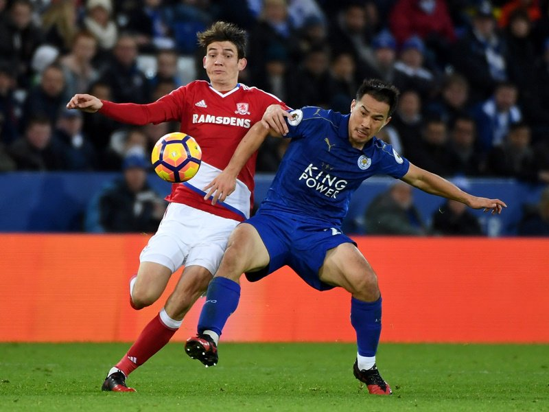 Okazaki vs Middlesbrough 2_2