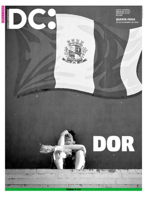 Diário Catarinense pain