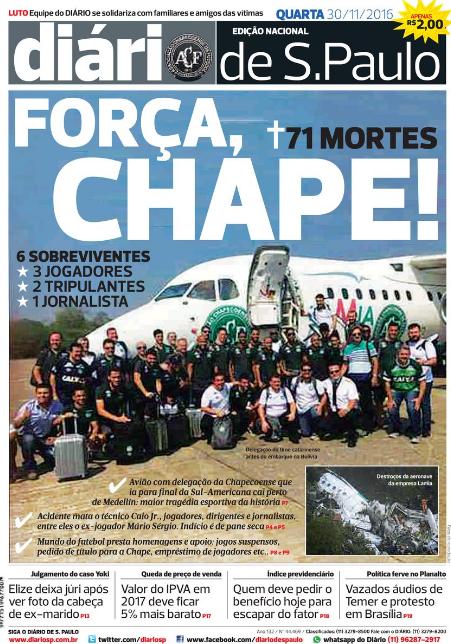 Diário de São Paulo (São Paulo, Brazil)