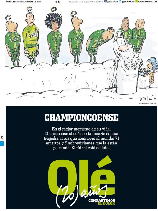 Olé (Argentina) Championcoense
