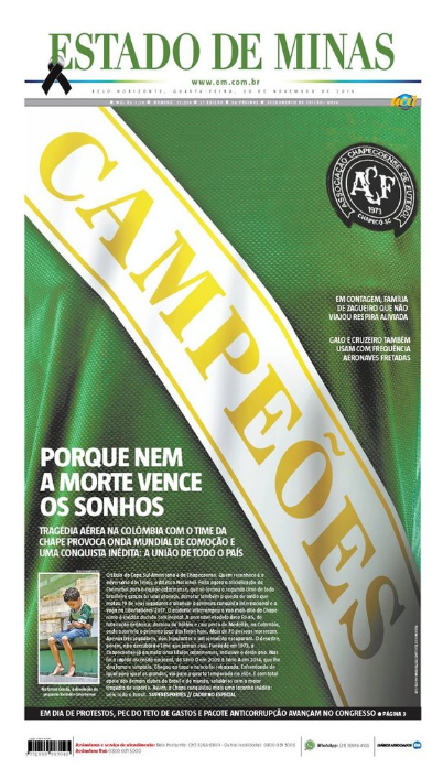 Estado de Minas (Belo Horizonte, Brazil)