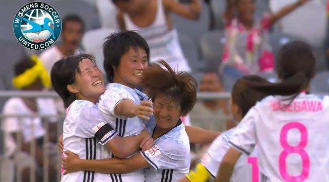 USA 0 - 1 Japan, Mami Ueno 87, FIFA Womens U-20 World Cup