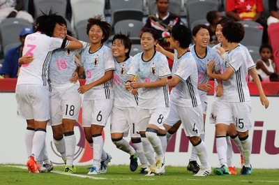 #U20WWC Play-off for Third Place USA 0-1 Japan (3 December)