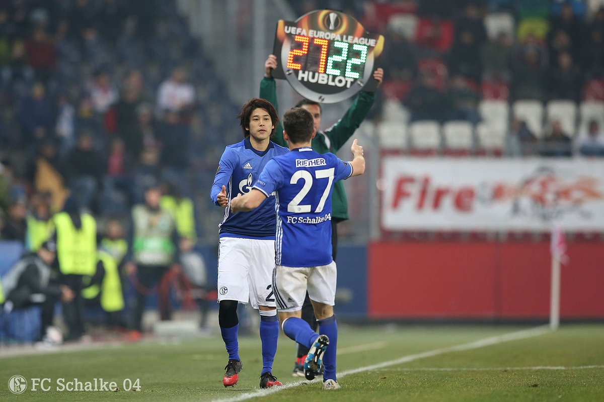 Uchi is back! #FCSS04 #Uchida