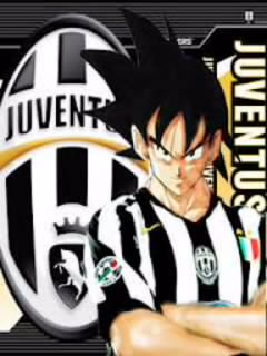 Goku is a Juve fan