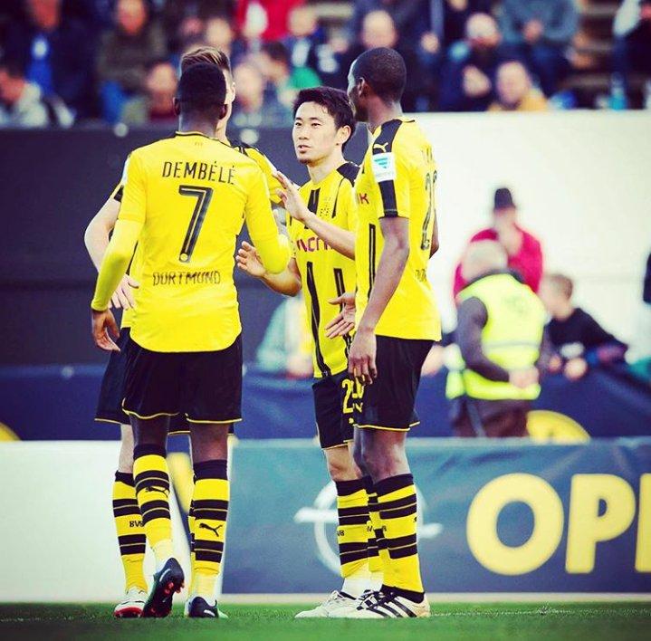 FINAL DEL AMISTOSO BVB 4-1 PSV -Reus ⚽ -Kagawa ⚽ -Schürrle ⚽ -Pulisic