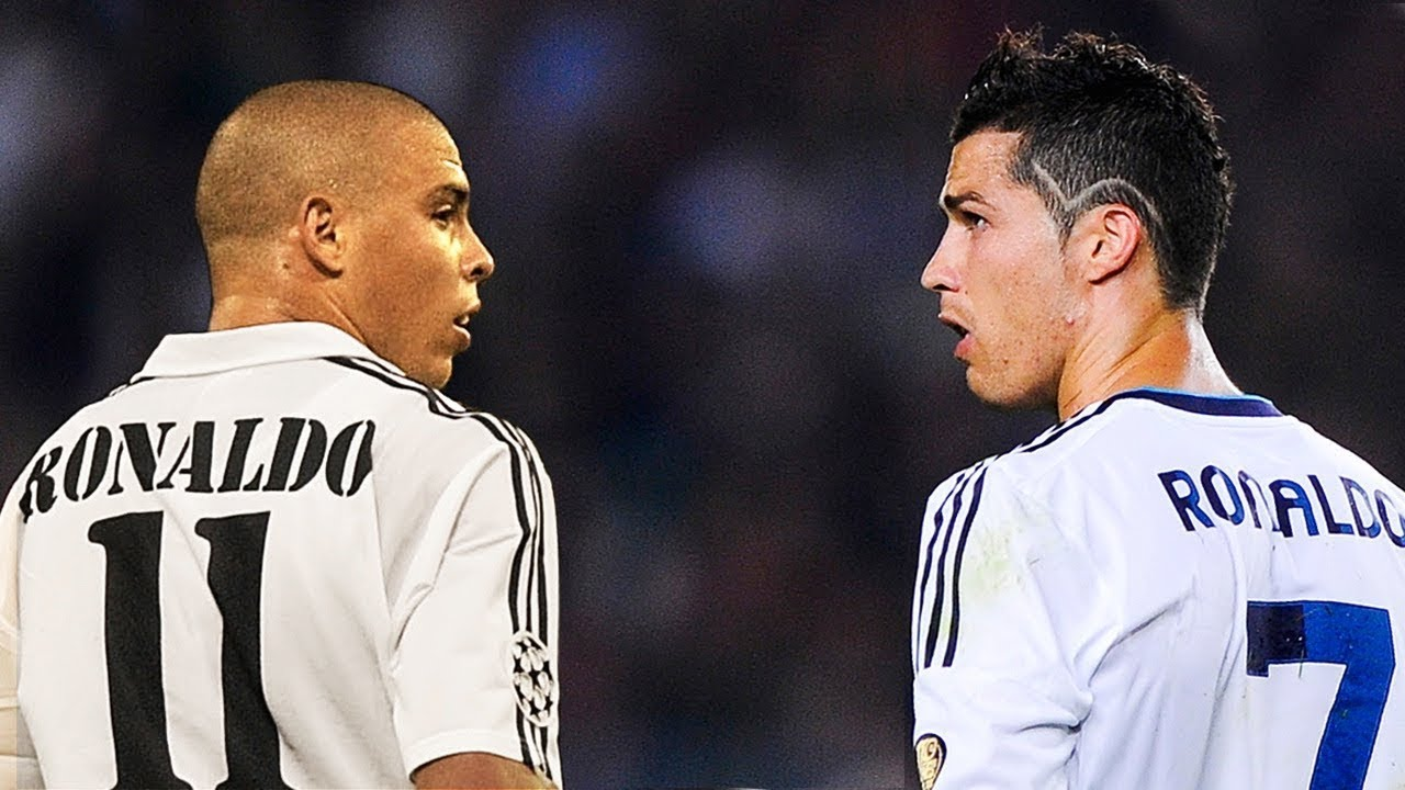 Prime Brazilian Ronaldo vs Prime Cristiano Ronaldo