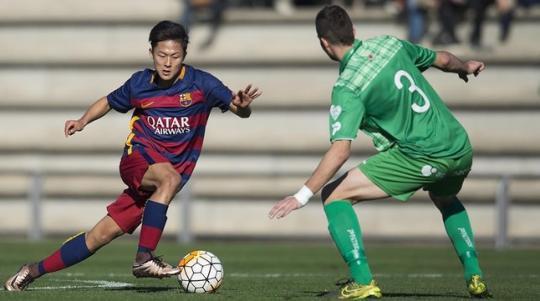 El futuro a corto plazo de Seung Woo Lee podría estar fuera del Barça