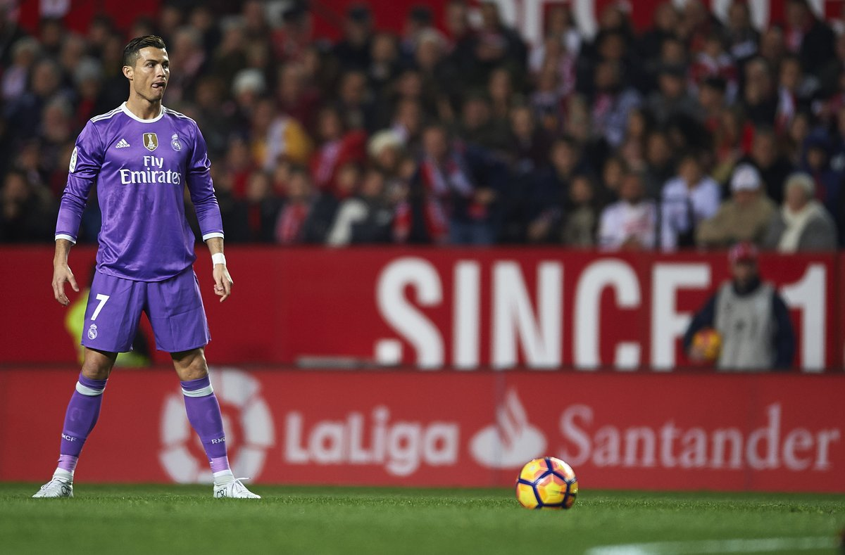 Cristiano Ronaldo vs Sevilla Away