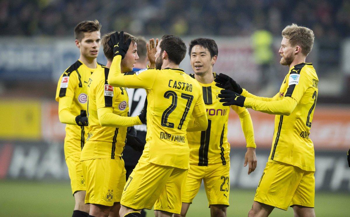 61 in Paderborn BVB feiert gelungene Generalprobe #scpbvb