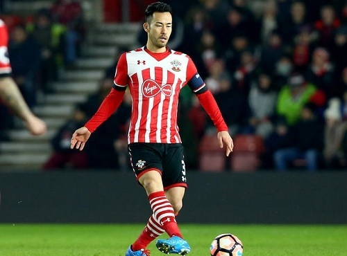 Claude Puel on why @MayaYoshida3 deserved to captain #SaintsFC against #NCFC