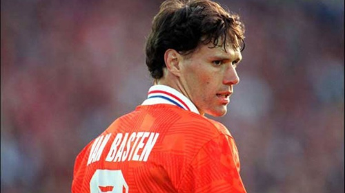Complete list of Marco van Bastens matches (including in-depth stats) in the Dutch National Team