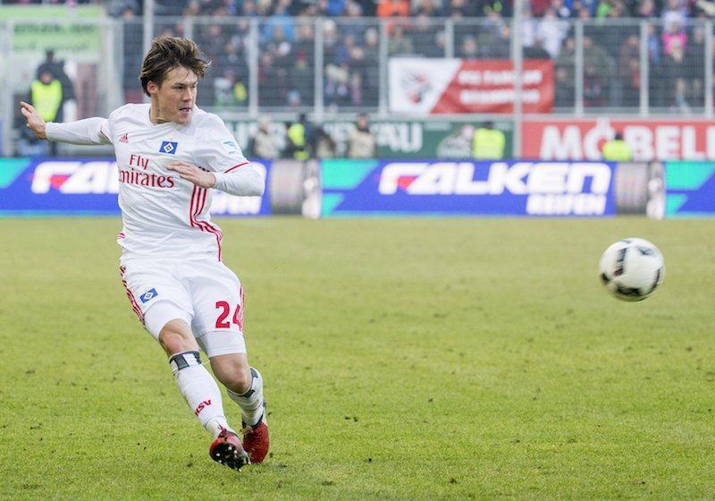 sakai gotoku super goal against Ingolstadt