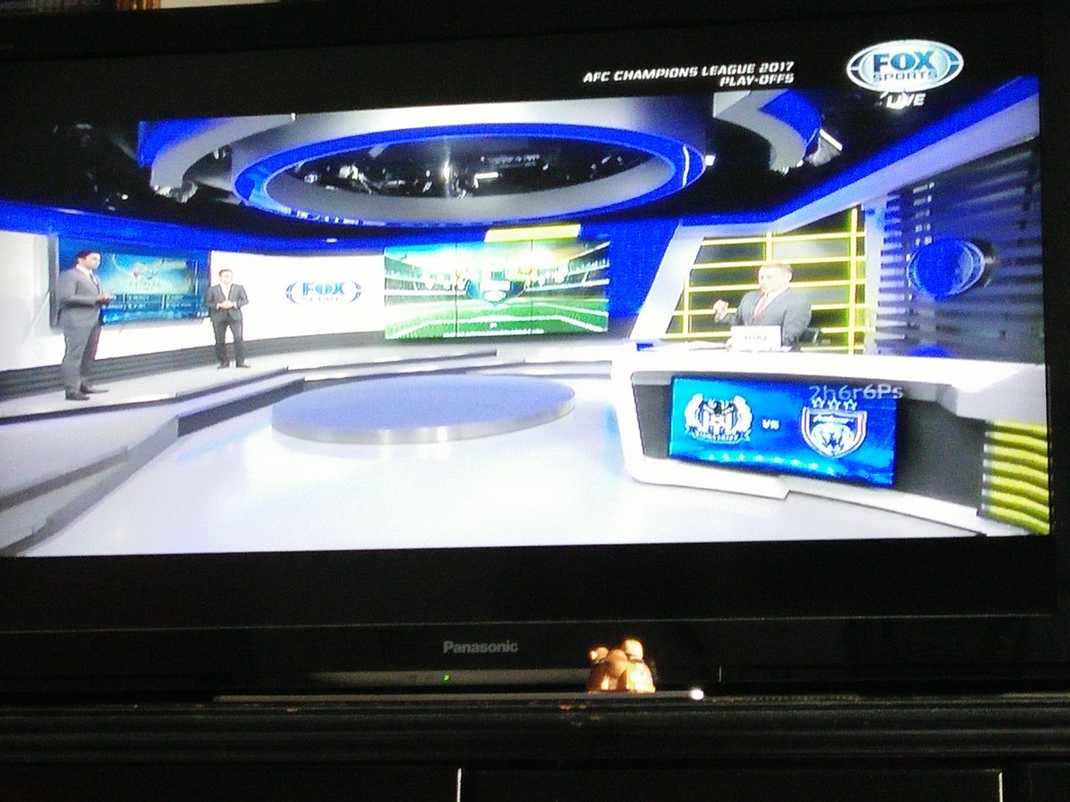 now watching Gamba vs JDT