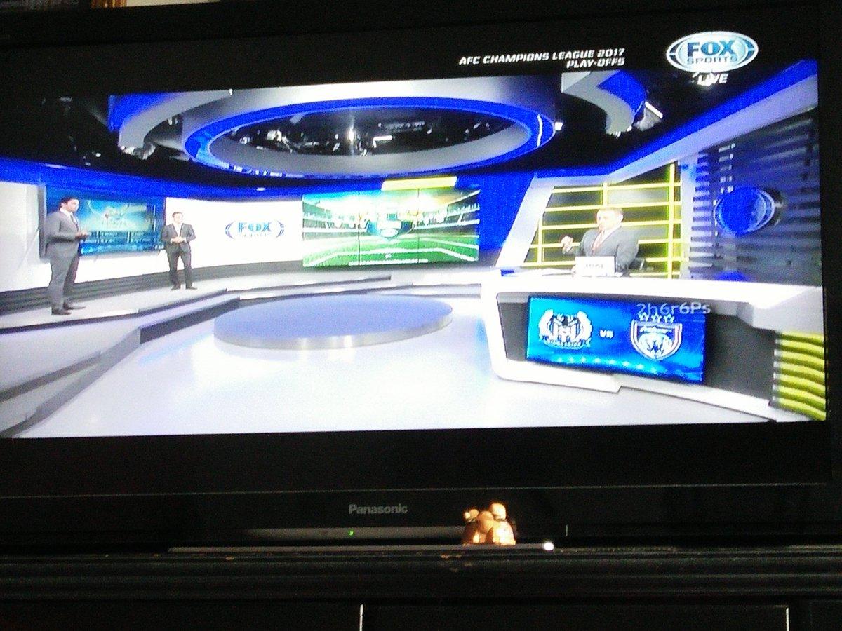 now watching Gamba vs JDT