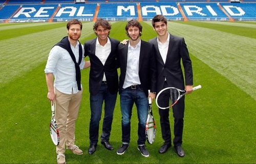 Nadal reveals he would like to be Real Madrid president in the future