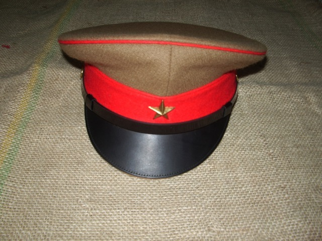 ふきや四五式軍帽01