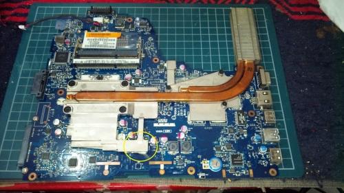 パソコン修理 (9)2