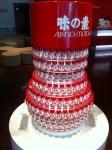 161213 (65)味の素・アジパンダ瓶のタワー