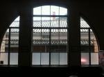 160915 (58)うすくち龍野醤油資料館__館内の半円窓からの景色