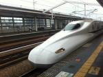 160915 (96)姫路駅の新幹線ホーム