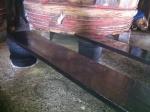 160903 (66)山川醸造たまり醤油_板を再利用した椅子 - コピー