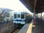 160807 (2)野田市駅ホーム