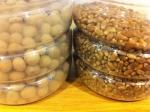 160807 (40)キッコーマン野田工場_大豆と小麦のアップ2
