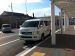 161230 (13)JR越後線・内野駅_送迎バス