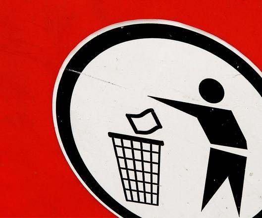 ゴミ捨て 断捨離 コストカット