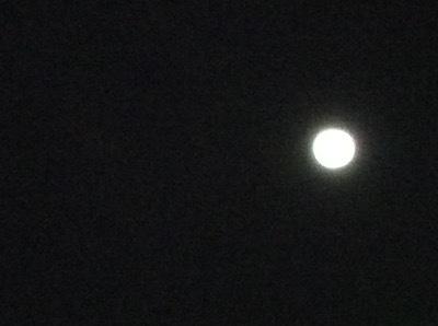 12月14日満月