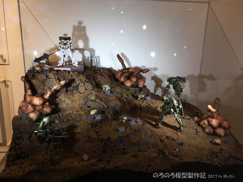 ガンプラx鉄血のオルフェンズ展_032