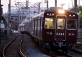阪急3300系【3318F】(20170101)