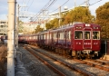 阪急3300系【3330F】(20170101)