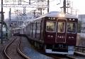 阪急7300系【7321F】(20170101)