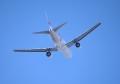 767-346/ER 【JAL/JA622J(ドラえもんJET)】離陸③(20170101)