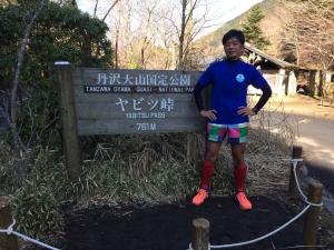 20170104ヤビツ峠