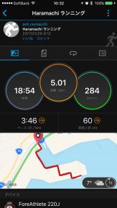 20170129 5kmTT結果