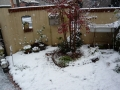 ナンフェア 雪の庭