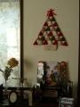ナンフェア ハンドメイドのクリスマスツリー