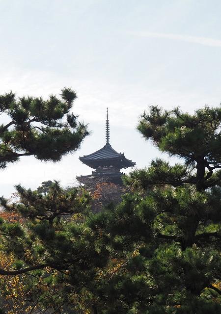 28旧燈明寺三重塔