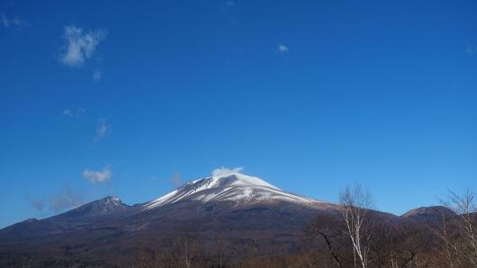 浅間山170101