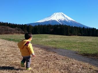 こばぶと富士山