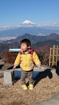 富士山とこばぶ