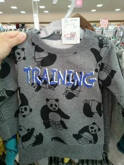 相撲パンダ