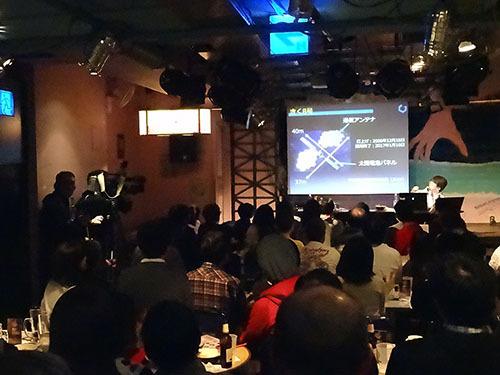 阿佐ヶ谷ダイナーヴォイニッチ「ご注文は人工衛星ですか???☆NEXT」ご報告