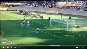 第95回 高校サッカー 準決勝 青森山田×東海大仰星 前橋育英×佐野日大