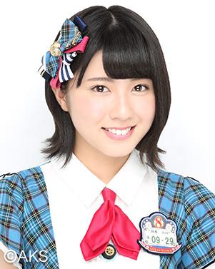 2016年AKB48プロフィール_清水麻璃亜_2